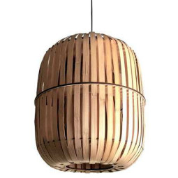 Ay illuminate Wren Bamboo medium hanglamp