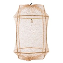 Ay illuminate Tweedekansje - Z2 hanglamp tea dyed sisal