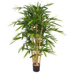 Designplants Bamboe kunstplant 120