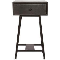 BePureHome Outlet - Skybox nachtkast zwart 40x30