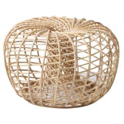Cane-Line Nest Rattan hocker 60 indoor