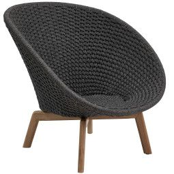 Cane-Line Peacock lounge fauteuil