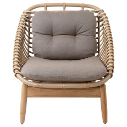 Cane-Line String Lounge fauteuil