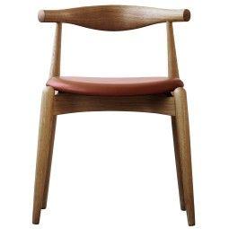 Carl Hansen & Son CH20 Elbow stoel
