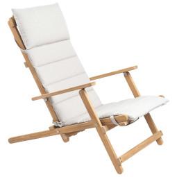 Carl Hansen & Son BM5568 Deck stoel inclusief kussen