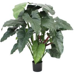 Designplants Philodendron Deluxe kunstplant 120