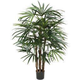 Designplants Raphis palm kunstplant 100