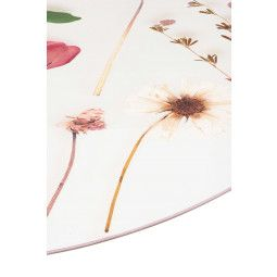 Tarkett Tweedekansje - Flowers vloerkleed vinyl 196