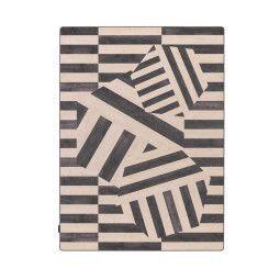 Tarkett Wood Zeshoeken vloerkleed vinyl 166x226
