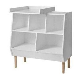 Done by Deer Storage Rack commode wit