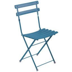 Emu Tweedekansje - Arc En Ciel Folding Chair tuinstoel blue