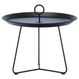 Houe Tweedekansje - Eyelet bijzettafel medium 60 black