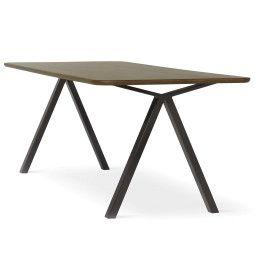EYYE Rixx tafel 200x90 met radius hoeken