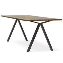 EYYE Rixx tafel 180x90 met rechte hoeken