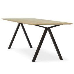 EYYE Rixx tafel 220x90 met stub hoeken