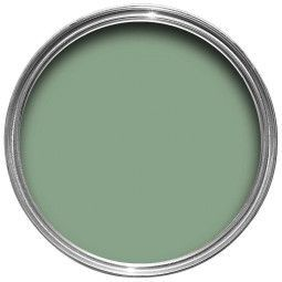 Farrow & Ball Hout- en metaalverf buiten Breakfast Room Green (81)
