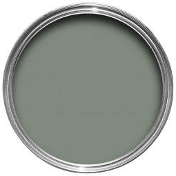 Farrow & Ball Hout- en metaalverf buiten Card Room Green (79)
