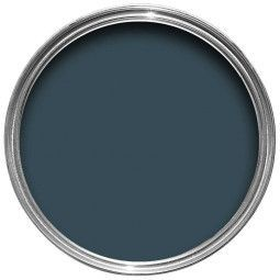 Farrow & Ball Hout- en metaalverf buiten Hague Blue (30)