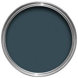 Farrow & Ball Hout- en metaalverf binnen Hague Blue (30)