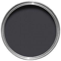 Farrow & Ball Hout- en metaalverf buiten Paean Black (294)