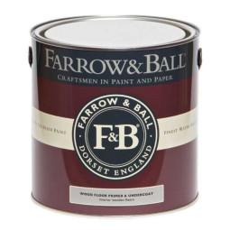 Farrow & Ball Wood Floor Primer & Undercoat Dark Tones