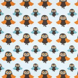 Ferm Living Owls behang