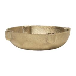 Ferm Living Bowl kandelaar S