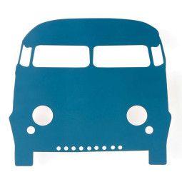 Ferm Living Tweedekansje - Car wandlamp blauw