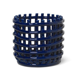 Ferm Living Ceramic basket opbergmand small