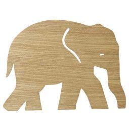 Ferm Living Elephant wandlamp