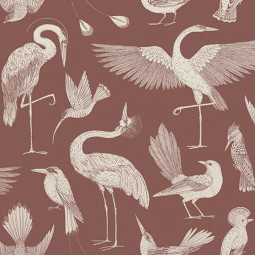 Ferm Living Katie Scott Birds behang