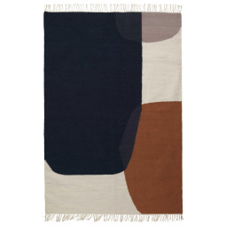 Ferm Living Kelim vloerkleed large 160x250