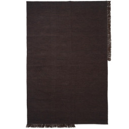 Ferm Living Kelim vloerkleed x-large 200x300 Dark Melange
