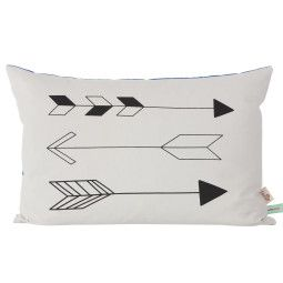 Ferm Living Native Arrow kussen 60x40