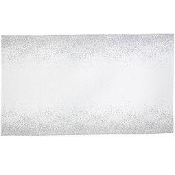 Ferm Living Splash tafelkleed grijs