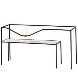 Flos Heco Rectangular table LED vloerlamp