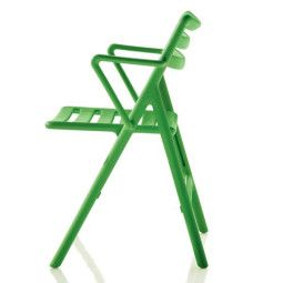 Magis Folding Air-Chair tuinstoel met armleuningen