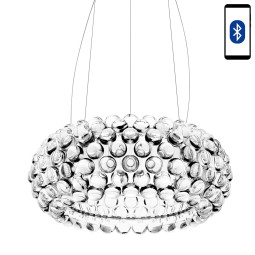 Foscarini Caboche Plus media MyLight hanglamp LED dimbaar Bluetooth