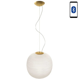 Foscarini Gem MyLight hanglamp LED dimbaar Bluetooth