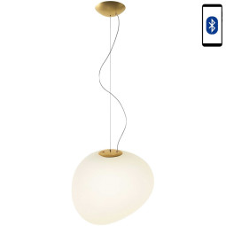 Foscarini Gregg grande MyLight hanglamp LED dimbaar Bluetooth