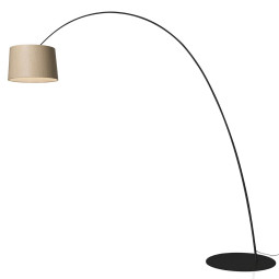 Foscarini Twiggy Elle Wood vloerlamp Mylight LED tunable white
