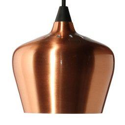 Frandsen Cohen Stor Metallic hanglamp