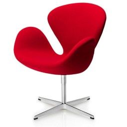 Fritz Hansen Swan Chair loungestoel