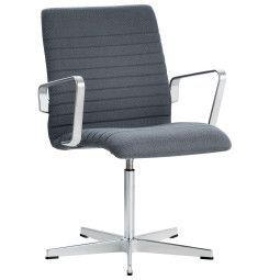 Fritz Hansen Oxford Premium Lowback stoel