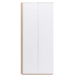 Gazzda Ena Modulair - links hangen 100x55x222 whitewash