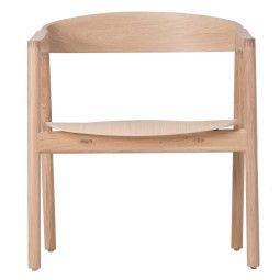 Gazzda Muna lounge stoel