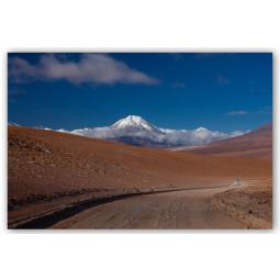 Get Art Volcanic road kunstfotografie 50x70