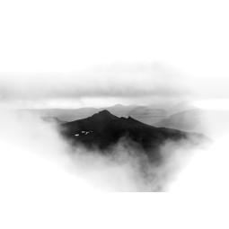 Get Art Wolken bergtop kunstfotografie