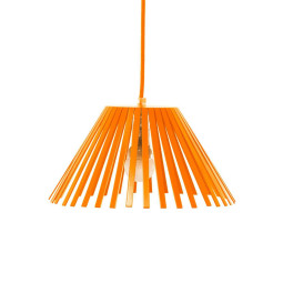 Gispen Tweedekansje - Ray hanglamp 27 cm oranje