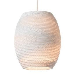 Graypants Oliv White hanglamp